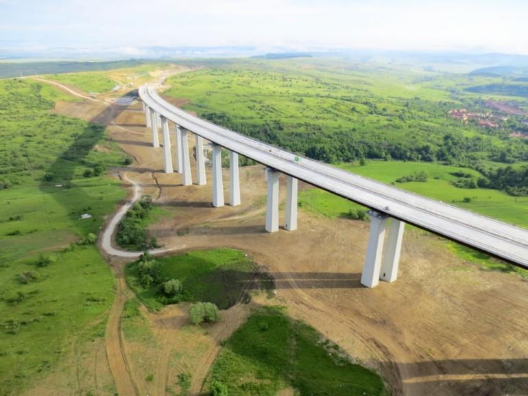 Autostrada A1 / Viaduct Aciliu / KM63