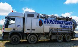 Utilaj Transport Deseuri Periculoase
